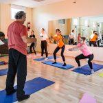 Internat Montbareil Guingamp fitness